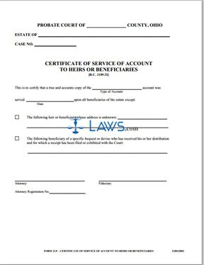 proof of legal guardianship document