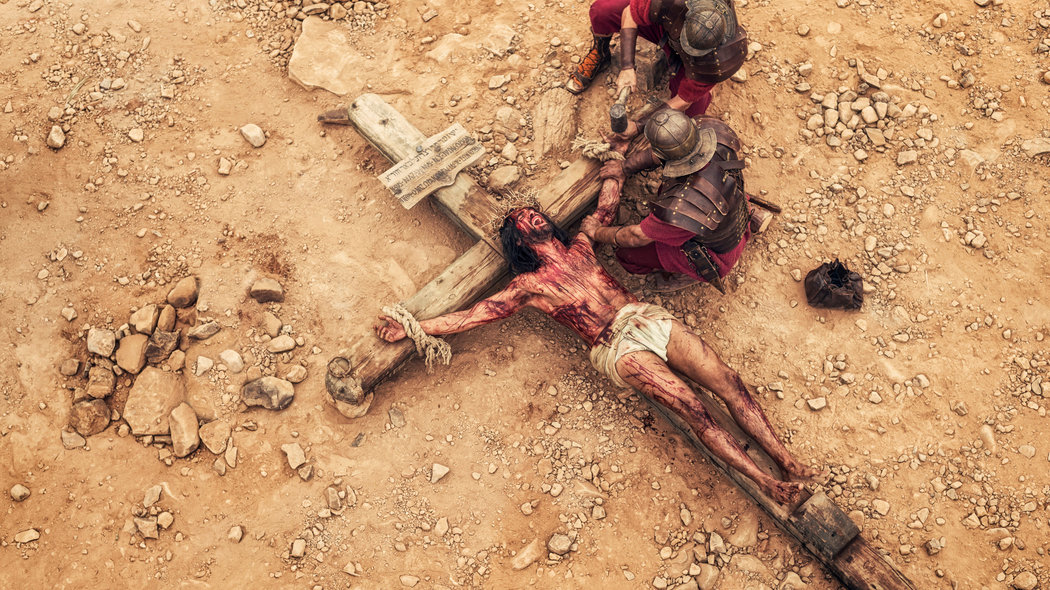 the crucifixion is it a document or a movie