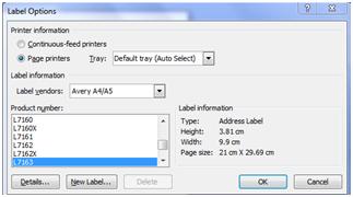 word 2007 merge document to printer