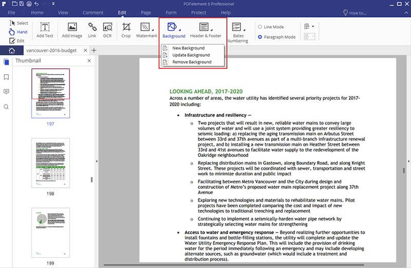 how to change a pdf file to a word document