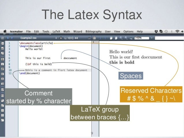 latex document class conference section numbering