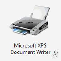 microso ft xps document writer