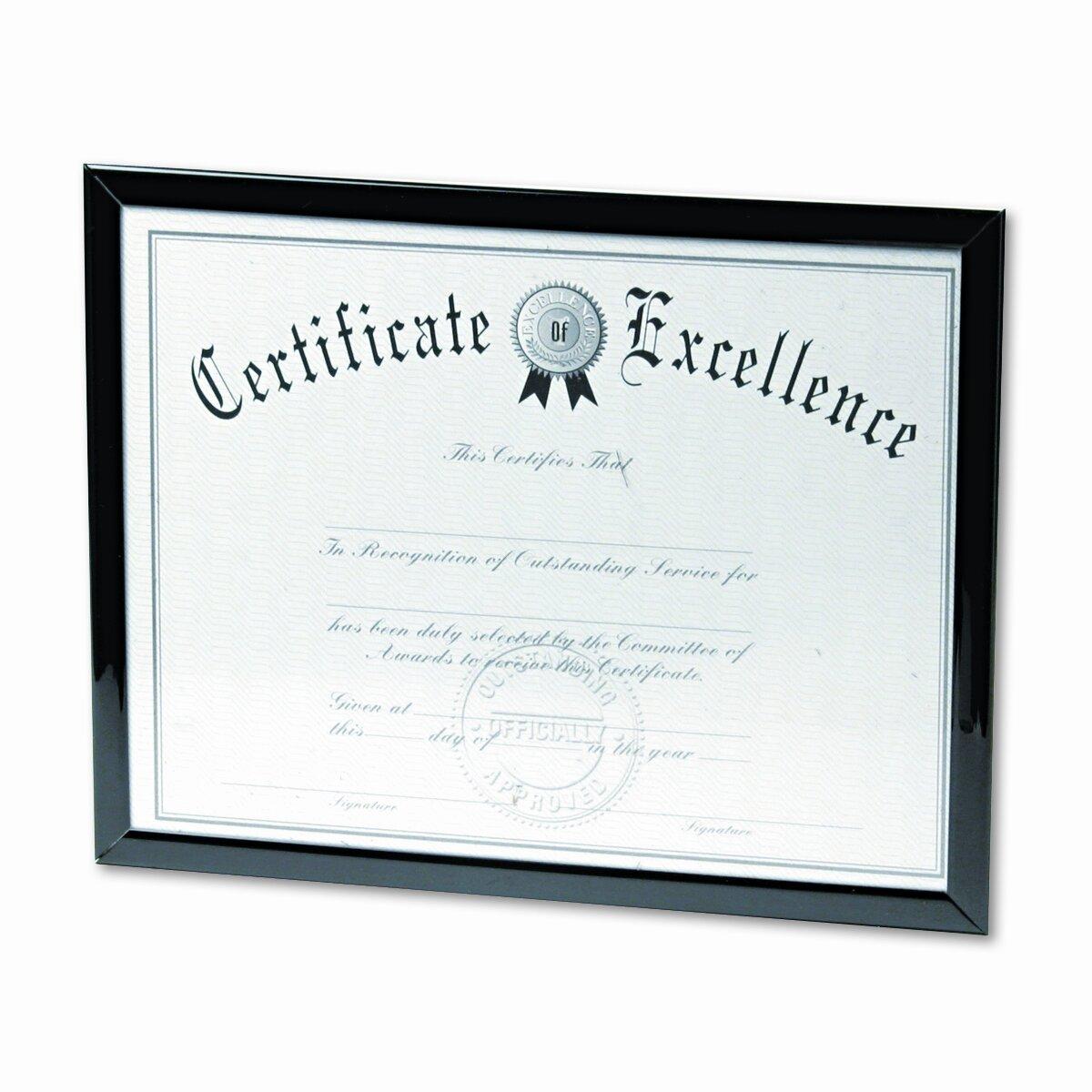 black document frames in bulk