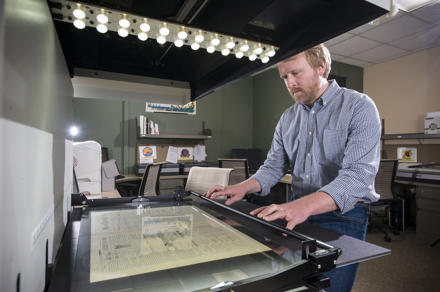 what is a document scanning specialist