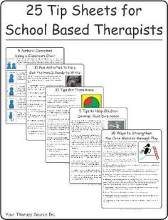 school based physical therapy documentation