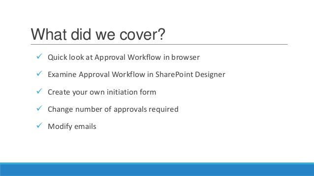 document approval workflow sharepoint online