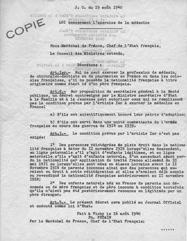 scripte des document officiel algerie