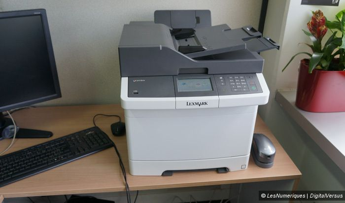 document imprimante pris en suppression