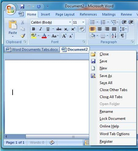 how to add filigram to openoffice document