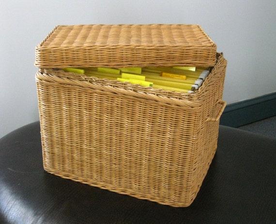 document file folder categories for home