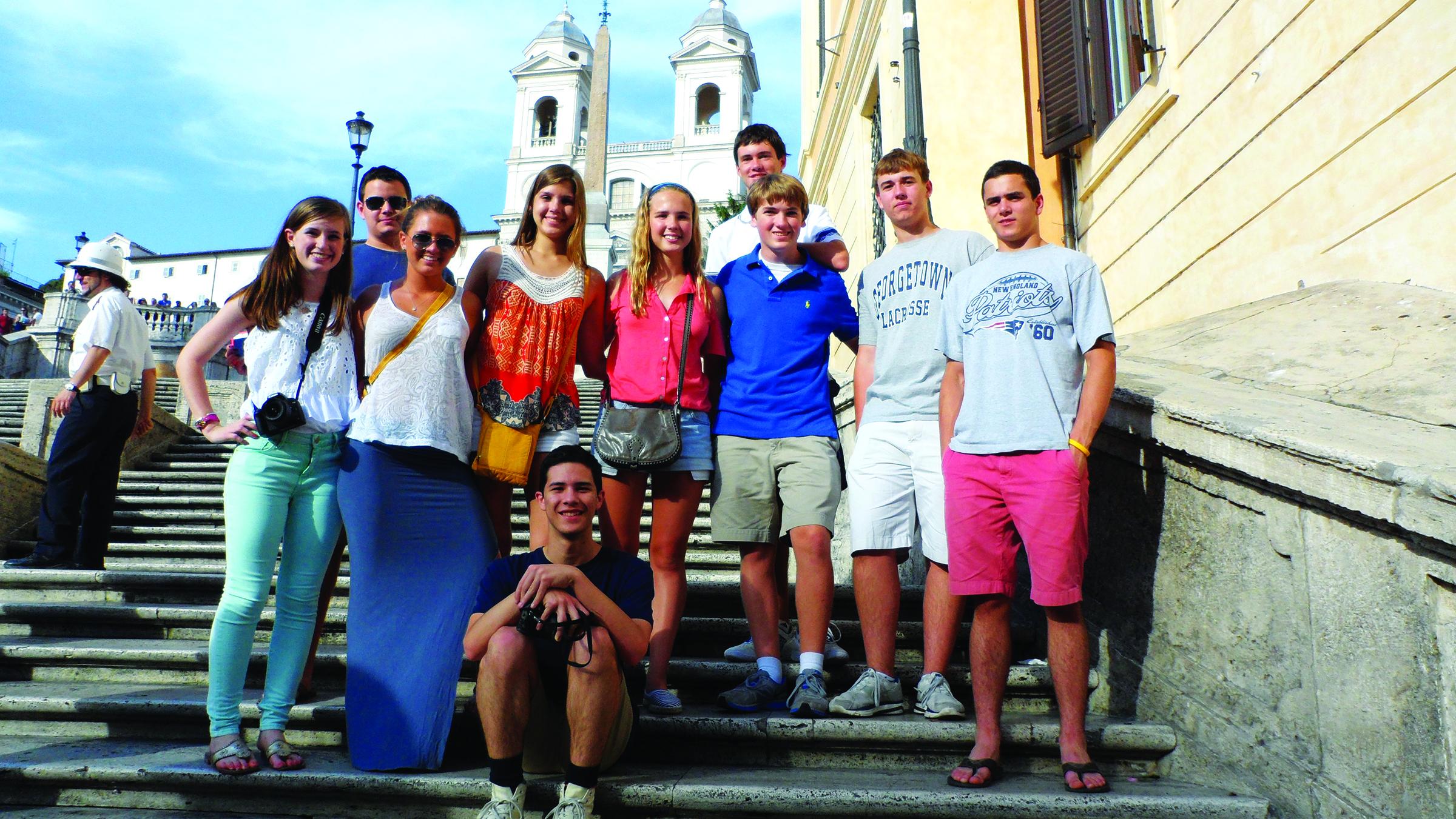 study abroad programs high school travel documentation