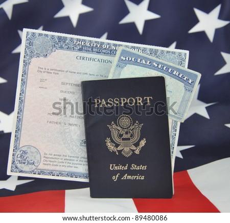 canadian passport id document examples