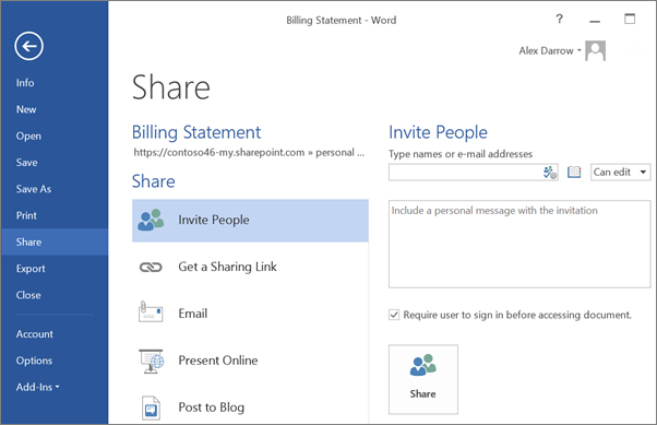 how to edit onedrive document in word