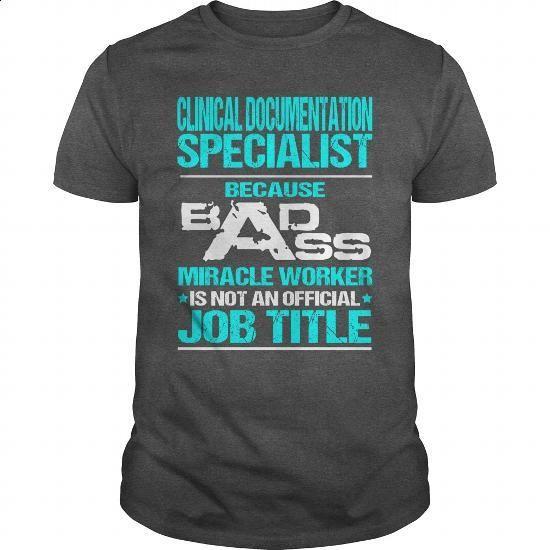 clinical documentation specialist jobs