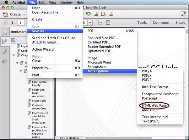 convert xml document to pdf