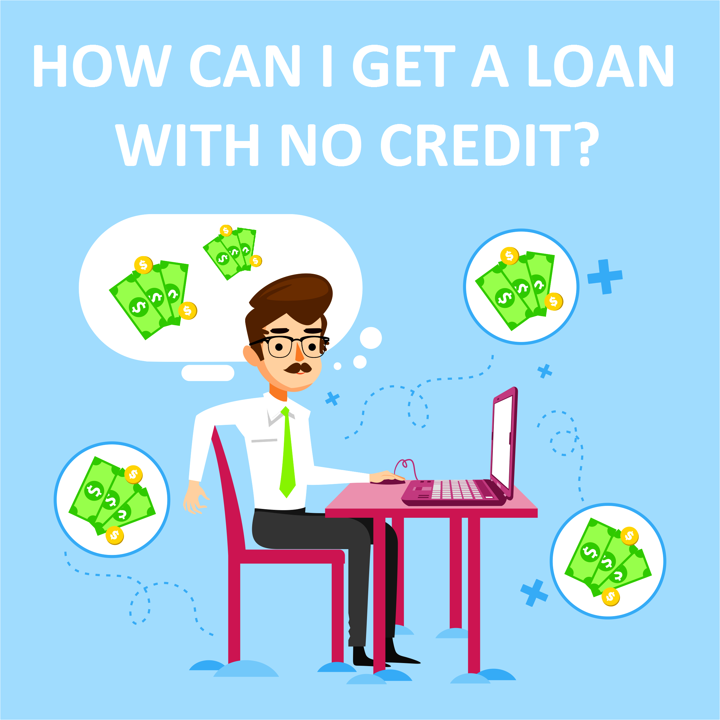 no document loans bad credit