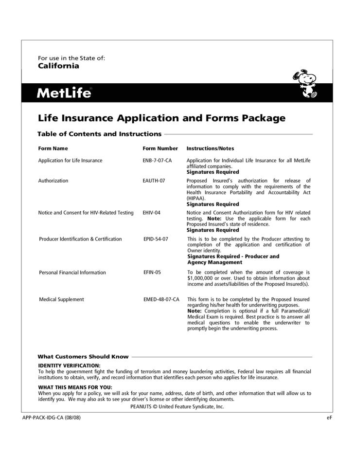 document checklist application for a permanent resident card gides