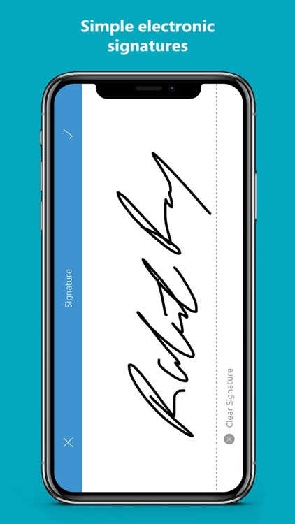 document signing apps for ipad