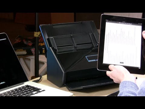 fujitsu ix500 scansnap evernote edition document scanner