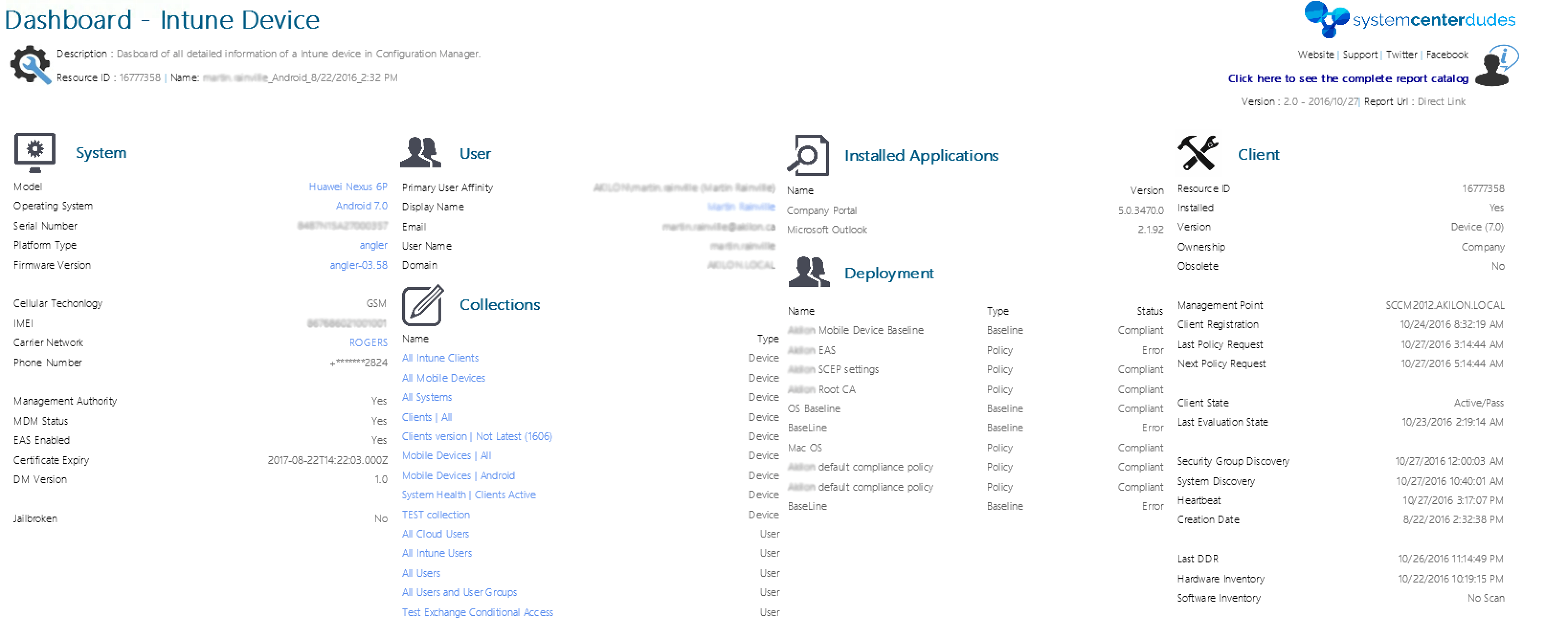hardware inventory system documentation