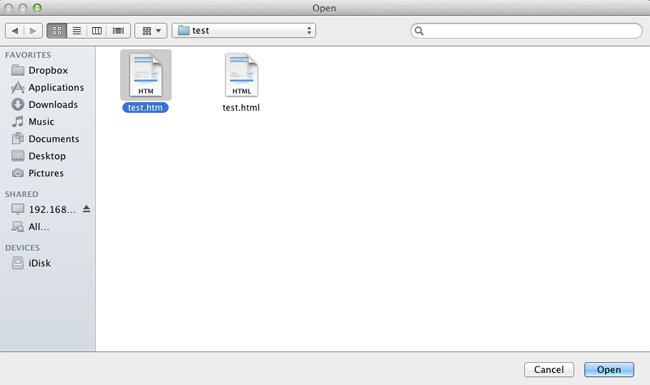 how to open a numbers document on a mac