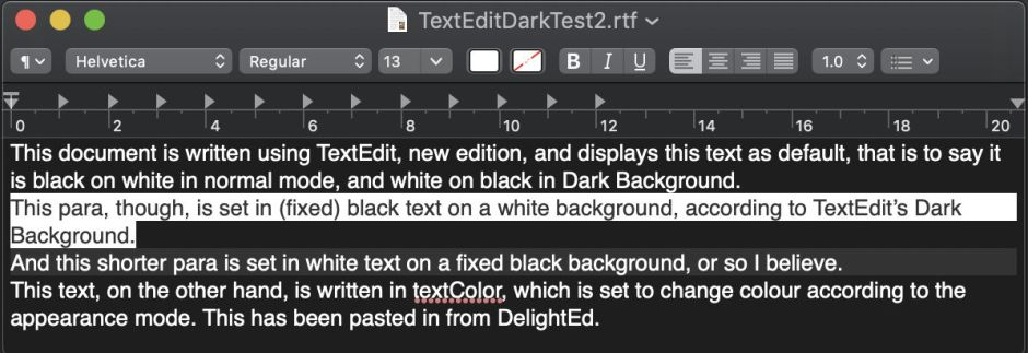 how to turn a document black and white on mac