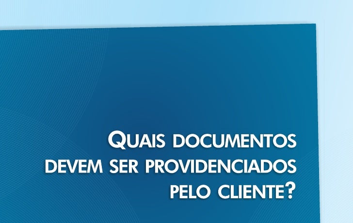 provide a document to client