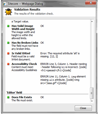 sitecore c api documentation
