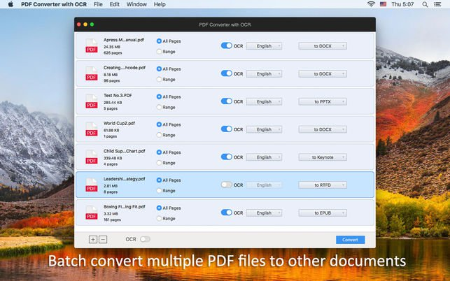 software to convert pdf to editable word document