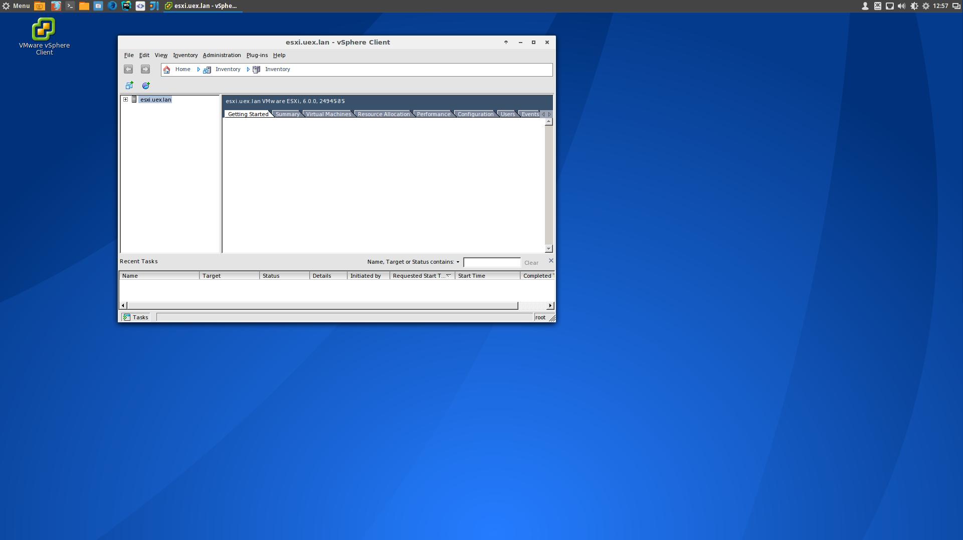 vmware vsphere client 5 documentation